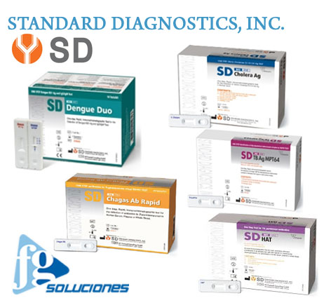 Slider STANDARD DIAGNOSTICS, INC