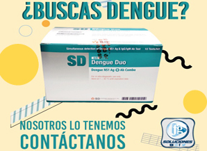 Dengue Duo de la marca SD
